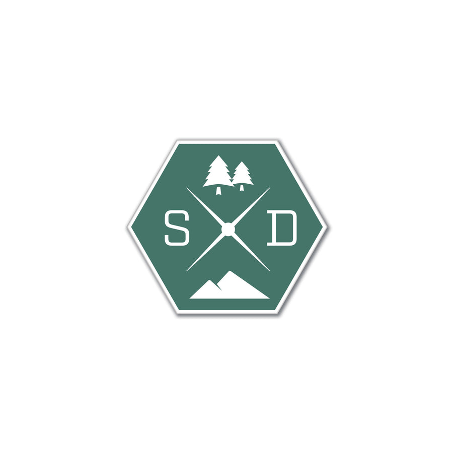 State Adventure Stickers | Collectible