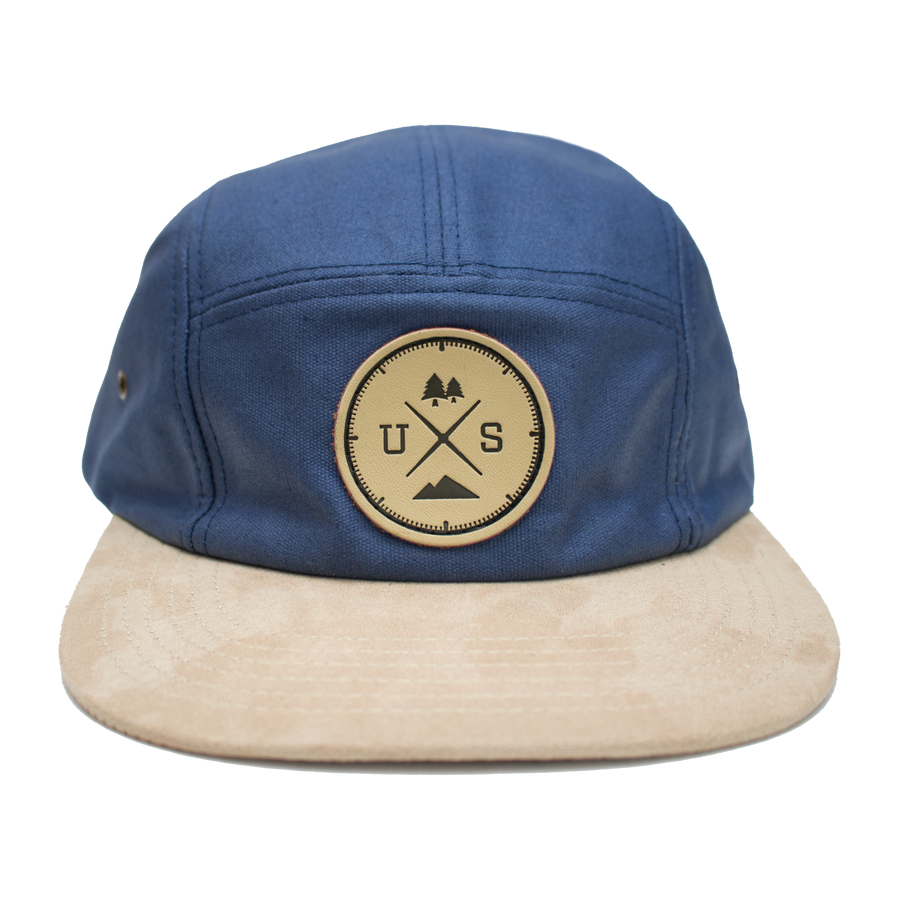 USA 5-Panel Camper Hat