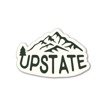 Upstate New York Sticker