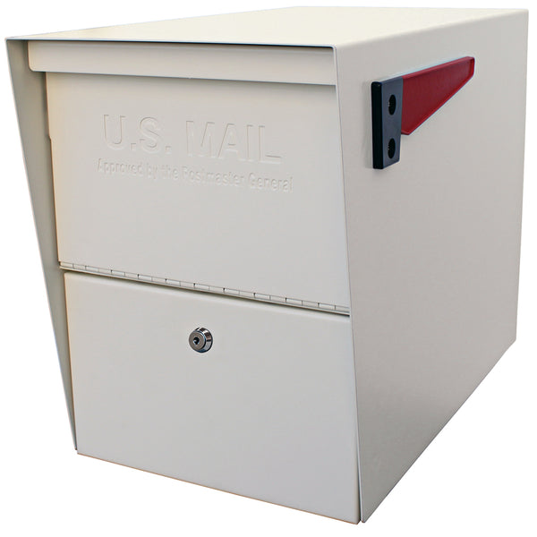 Mail Boss Package Master Curbside Locking Security Mailbox