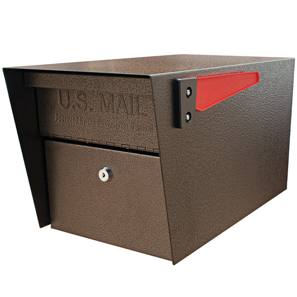 Mail Boss Mail Manager Curbside Locking Security Mailbox