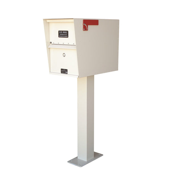 Jayco Industries Heavy Duty Standard Letter Locker Mailbox