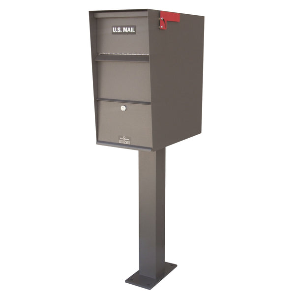 Jayco Industries Steel Super Letter Locker Large Mailbox