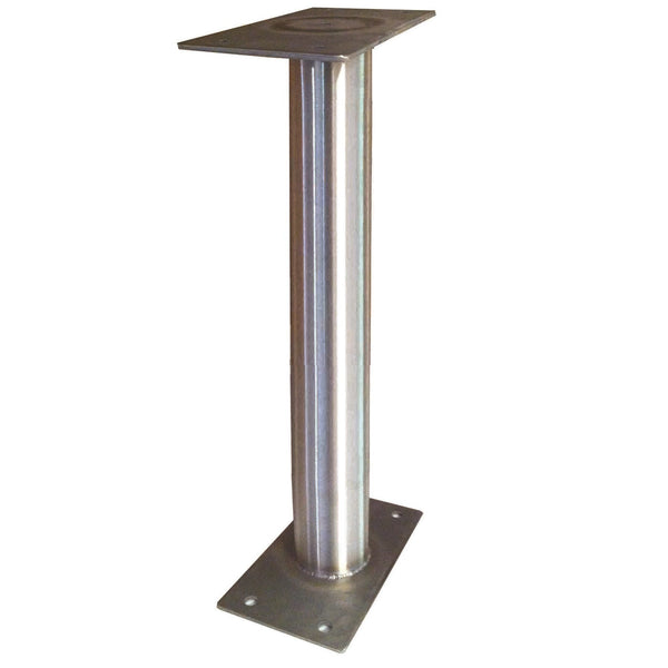 Jayco Industries Stainless Steel Mail Box Post