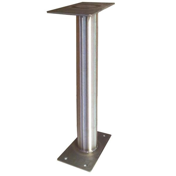 Jayco Industries Stainless Steel Mailbox Post