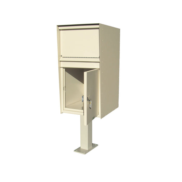 Jayco Industries Aluminum 3ft. Standard Parcel Drop Box