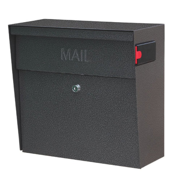 Mail Boss Metro Security Locking Wall Mount Mailbox