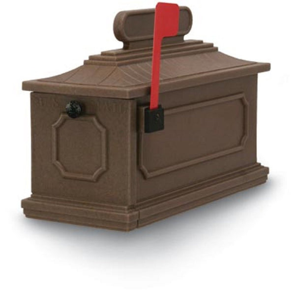 Postal Products Unlimited 1812 Architectural Series Residential Mailbox