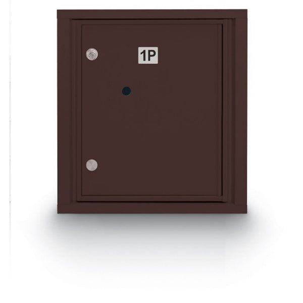 Postal Products Unlimited Standard 4C Mailbox with 1 Parcel Locker