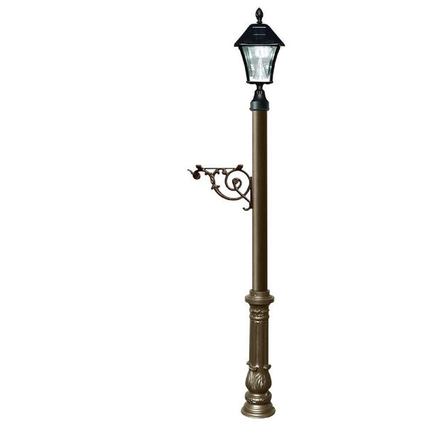 QualArc LewistonMailbox Cast Aluminum