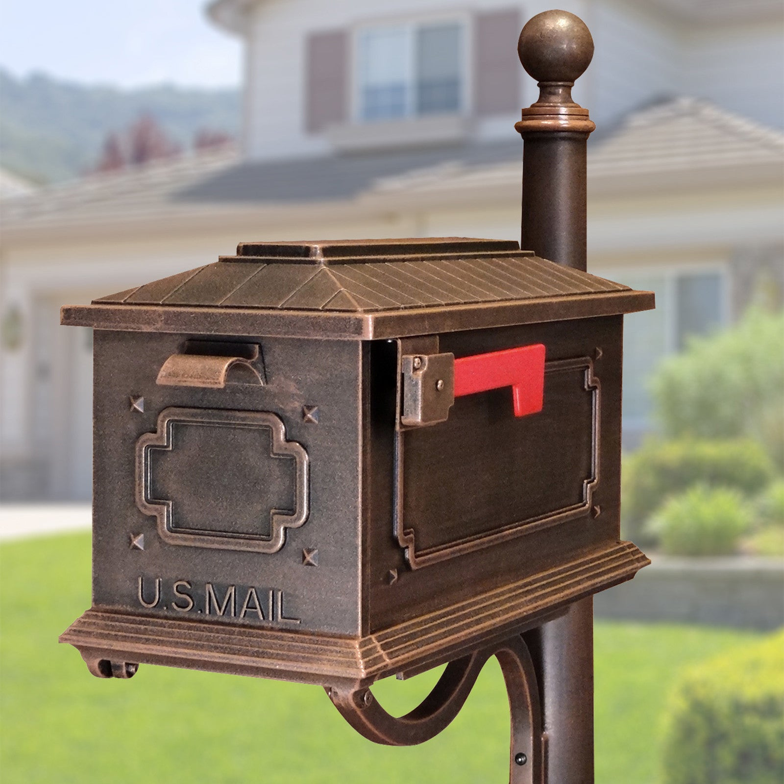 Special Lite Kingston Curbside Residential Mailbox | Prime
