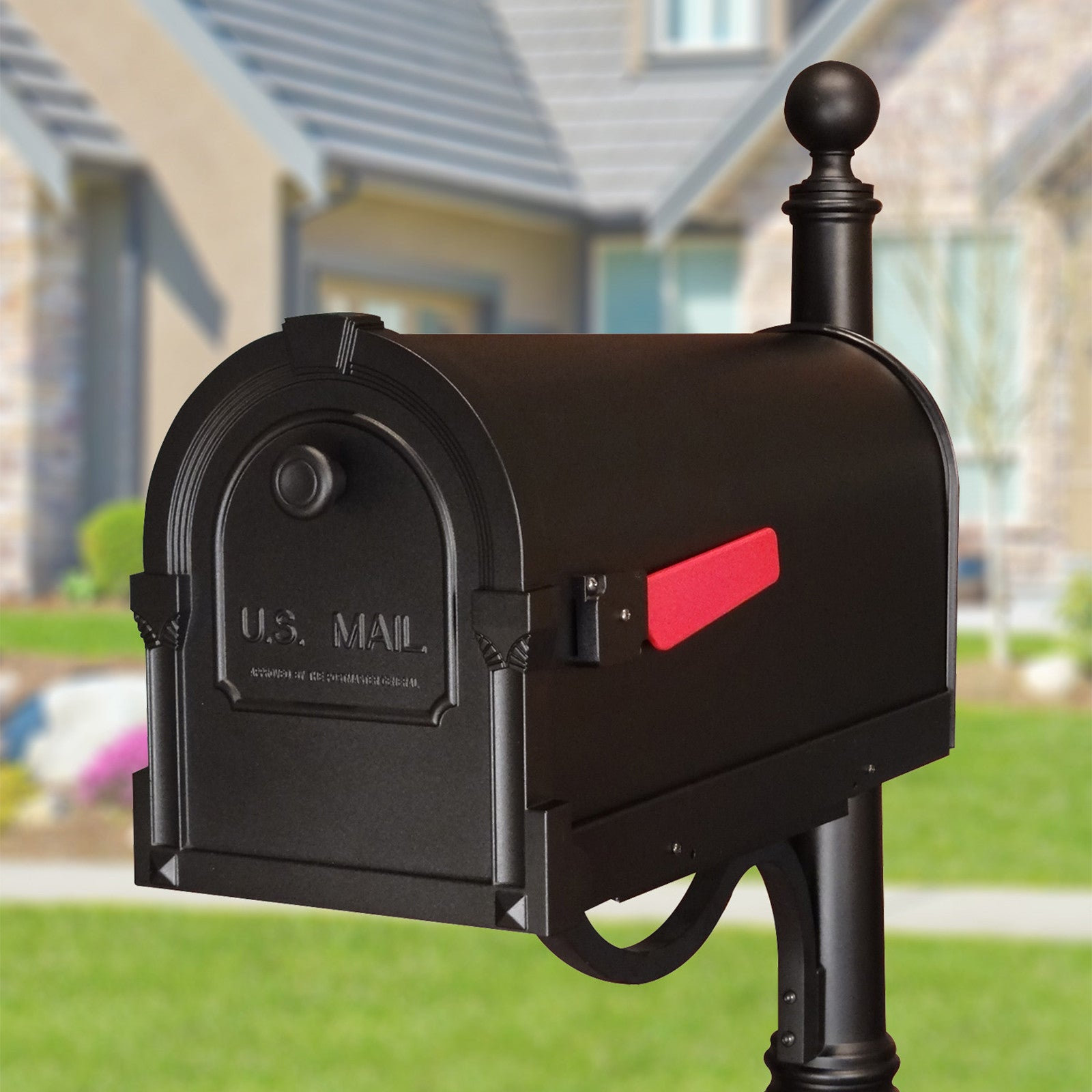 Special Lite Products Savannah Curbside Mailbox SCS-1014
