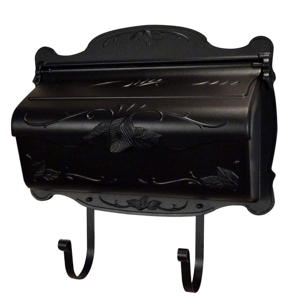 Special Lite Floral Horizontal Wall Mount Mailbox