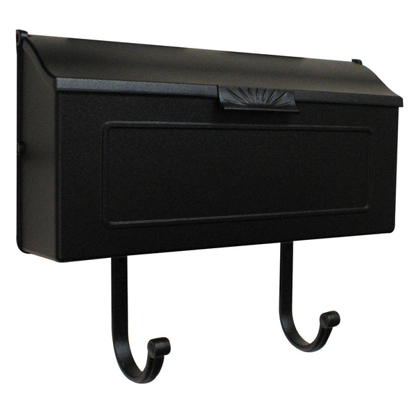Special Lite Products Horizon Horizontal Wall Mount Townhouse Mailbox; SHH-1006