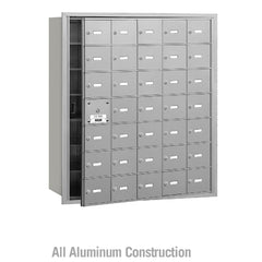 Salsbury Industries 4B+ Horizontal Mailboxes Private Access