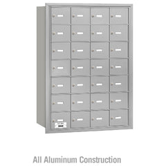 Salsbury Industries Commercial 4B+ Horizontal Mailbox 28 A Door Rear Loading Private Access