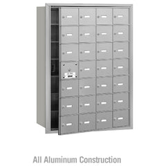 Salsbury Industries Commercial 4B+ Horizontal Mailbox 28 A Door 27 Usable Front Loading USPS Access