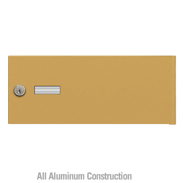 Salsbury Industries Replacement Door and Lock Standard B Size for 4B+ Horizontal Mailbox with 2 Keys