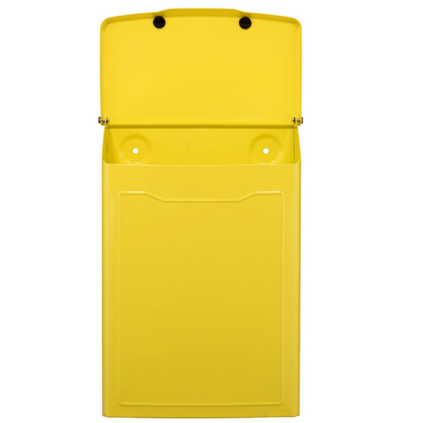 Architectural Mailboxes Marina Powder Coated Wall Mount Mailbox
