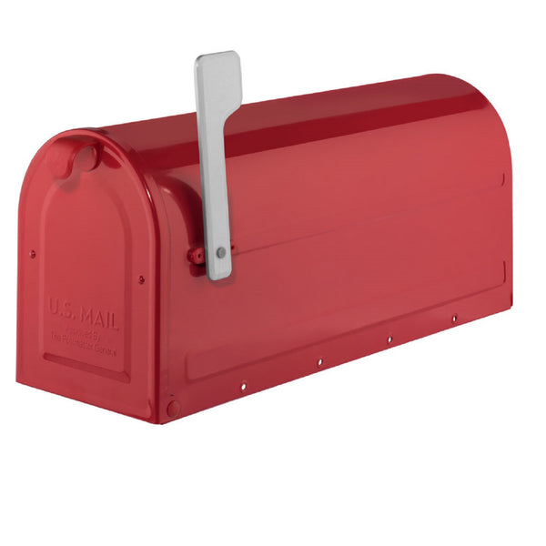 Architectural Mailboxes MB1 Powder Coated Post Mount Mailbox