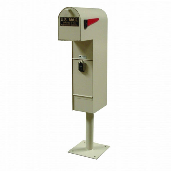 Jayco Industries Armadillo Mailbox Front Access