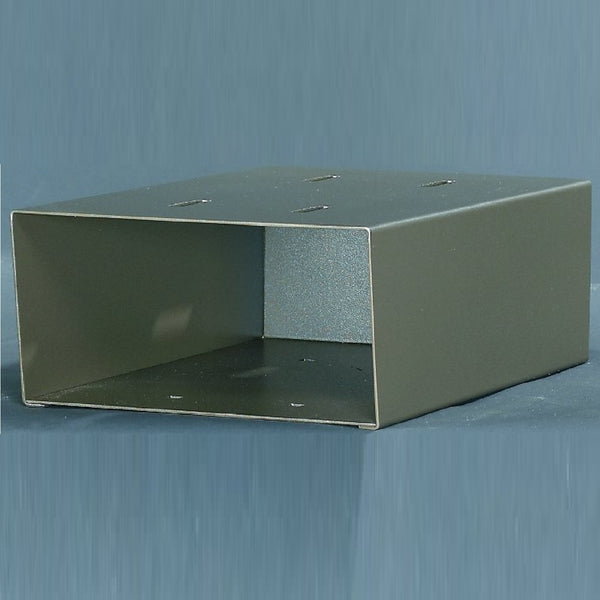 Jayco Industries Stainless Steel Newspaper Holder