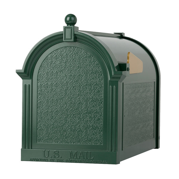 Whitehall Capitol Post Mount Mailbox