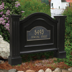 Mayne Nantucket All Season Ground Mount Address Sign