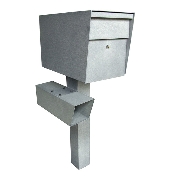 Mail Boss Mailbox Steel Newspaper Holder Innovative Mounting Bracket