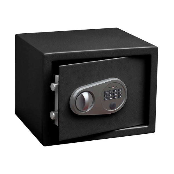 QualArc Steel Personal Safe with Digital Keypad .5 Cubic Feet