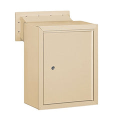 Salisbury Industries Receptacle Option for Mail Drop with Pass Through; 2256