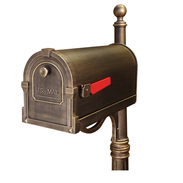 Special Lite Products Savannah Curbside Mailbox