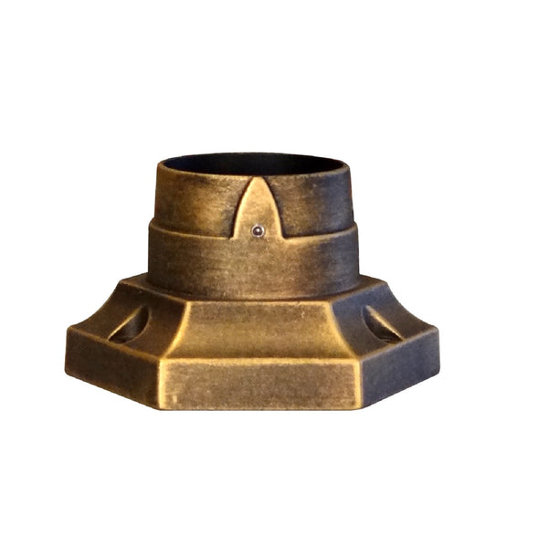 Special Lite Products Aluminum Stub Post Base