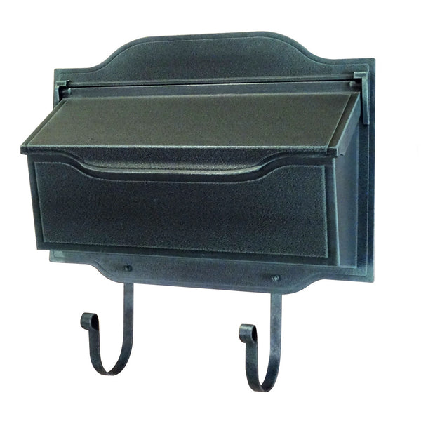 Special Lite Contemporary Horizontal Wall Mount Mailbox