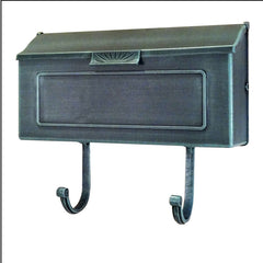 Special Lite Products Wall Mount Horizontal Mailbox