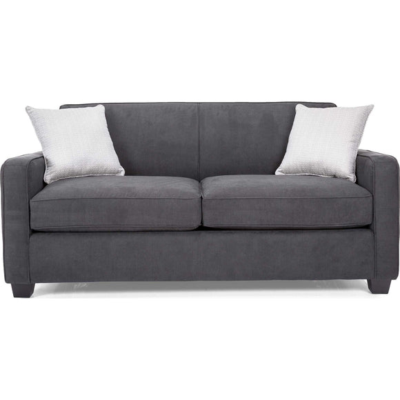 Niko Full Sofa Bed - Ebony