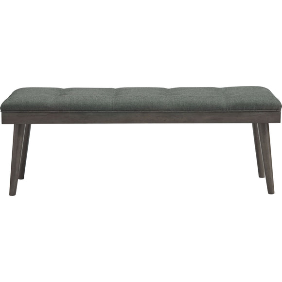 Ashlock Bench - Charcoal