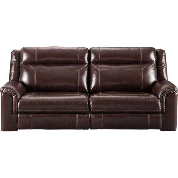 Wyline Power Reclining Sofa With Power Headrest - Coffee
