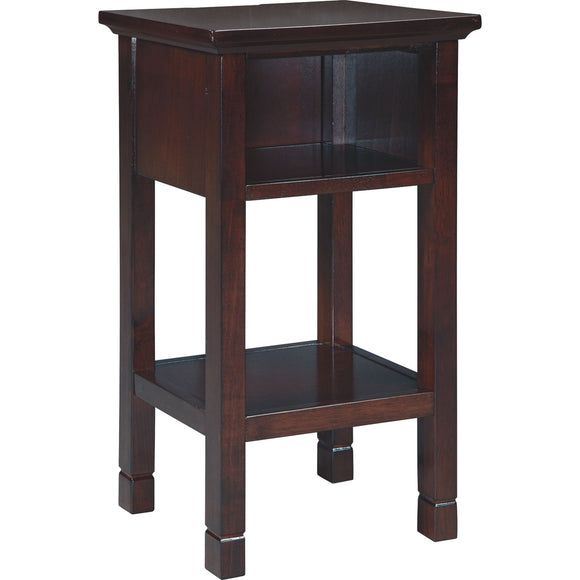 Marnville Accent Table - Reddish Brown