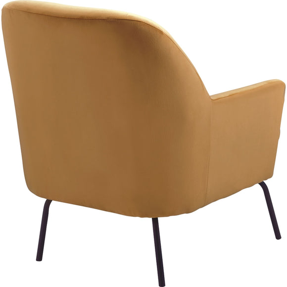 Dericka Accent Chair - Gold