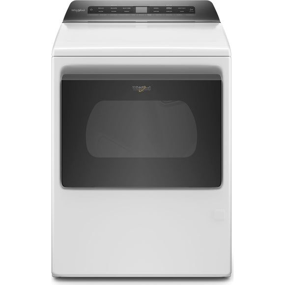 Whirlpool Gas Dryer - White