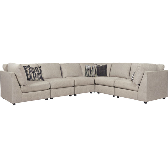 Kellway 6 Piece Sectional - Bisque