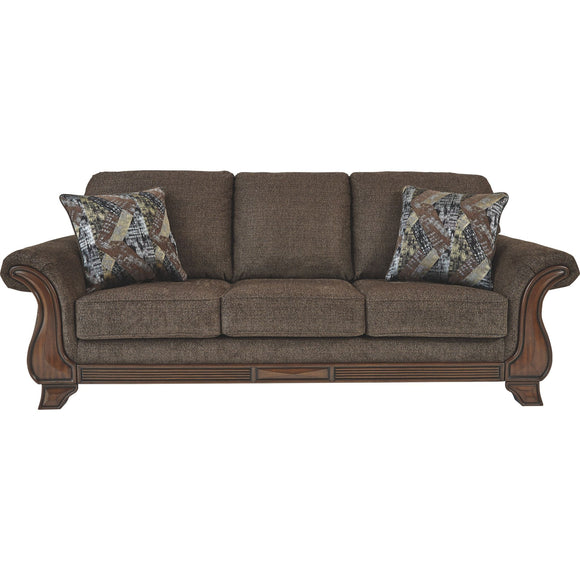 Miltonwood Sofa - Teak