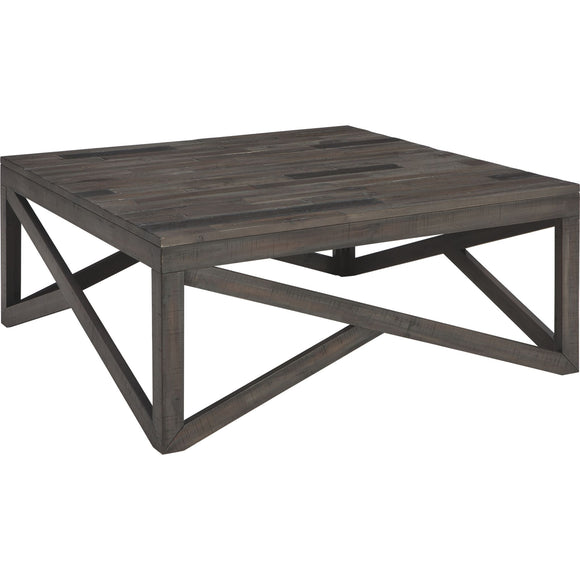 Haroflyn  Coffee Table - Gray