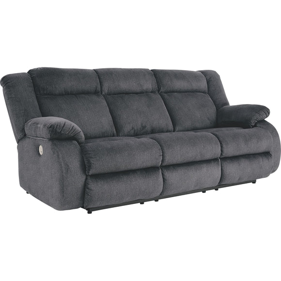 Burker Power Reclining Sofa - Marine