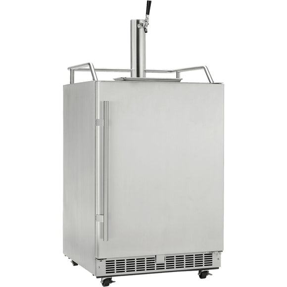 Danby Keg Cooler - Stainless Steel