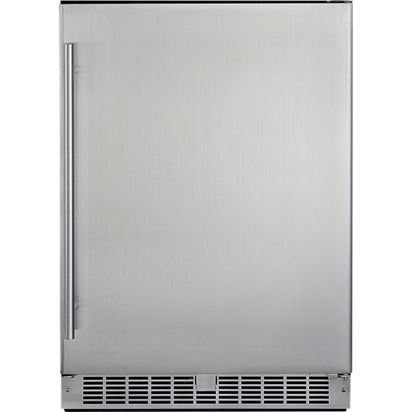 Danby All Fridge - Black/Stainless