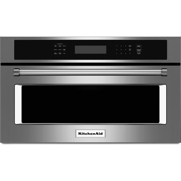 KitchenAid Built In Microwave - Stainless Steel