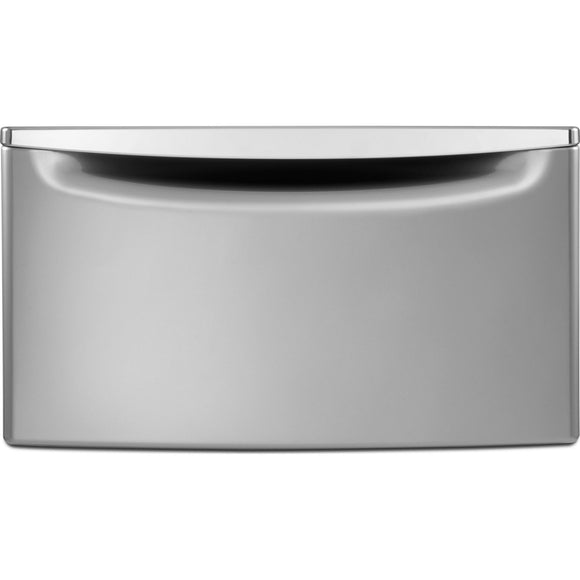 Pedestal - 2.3 Cf Storage Draw With Chrome Pedestal Base - Chrome Shadow
