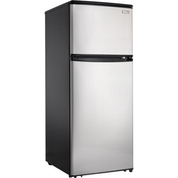 Danby Top Mount Fridge - Stainless Steel